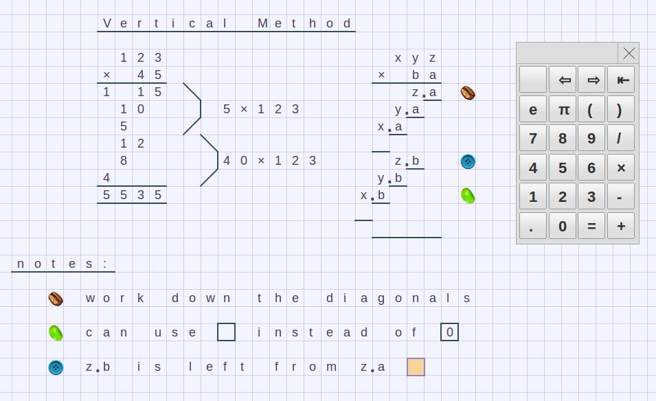 math multiplication problems